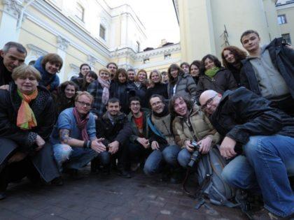 NOOR-Nikon masterclass, St. Petersburg`2010