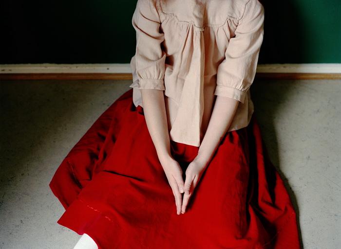 Anni Leppala. Hands