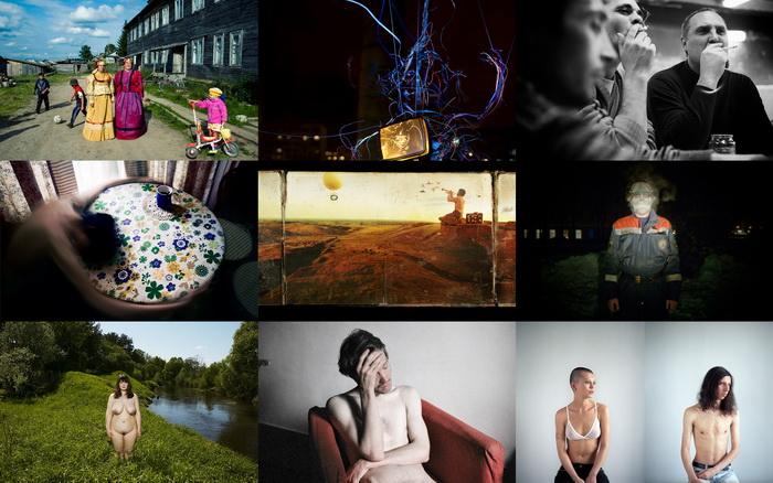 "Exhibition ""Young Russian Photography 2010 1/2. Something Strange"". Welcome video!"