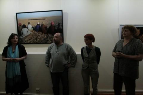 Выставка Сергея Максимишина