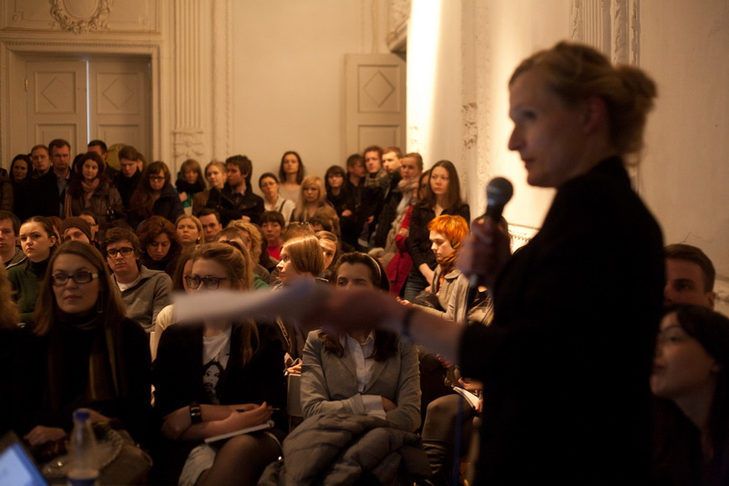 Nordic Photography Experience 2012: lecture by Anna-Kaisa Rastenberger (Finland)