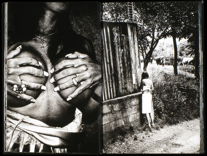 Anders Petersen. Frenchkiss