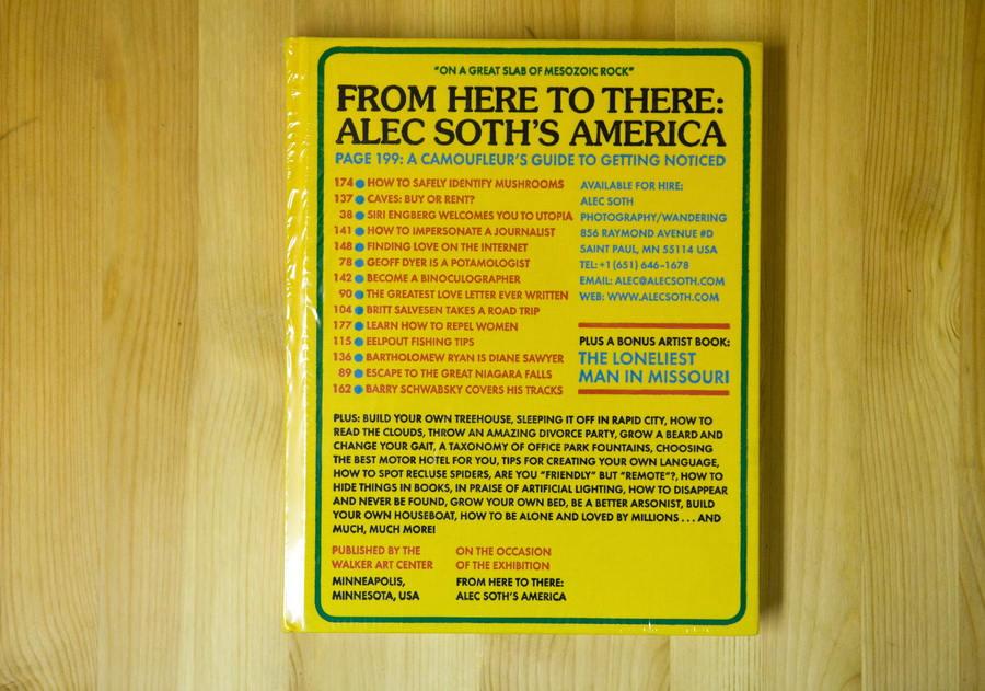 Alec Soth. From Tere to There: Alec Soth's America