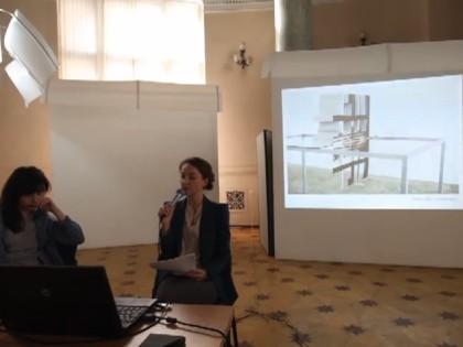 NPHE.RU / Видео лекции куратора Шарлотт Шварц (Дания)