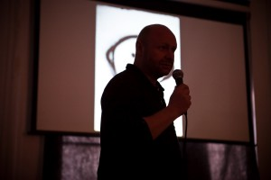 Lecture of photographer Morten Andersen (Norway)