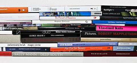 Книги из библиотеки ФотоДепартамента