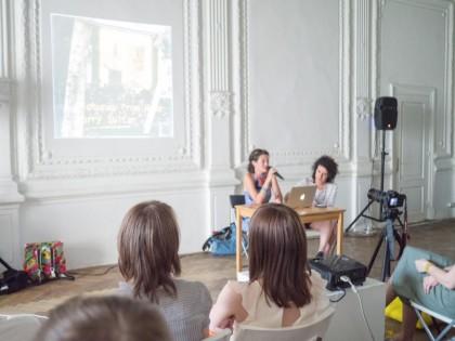 Опыт голландской фотографии, лето 2013 / Лекция Андреи Стултиенс