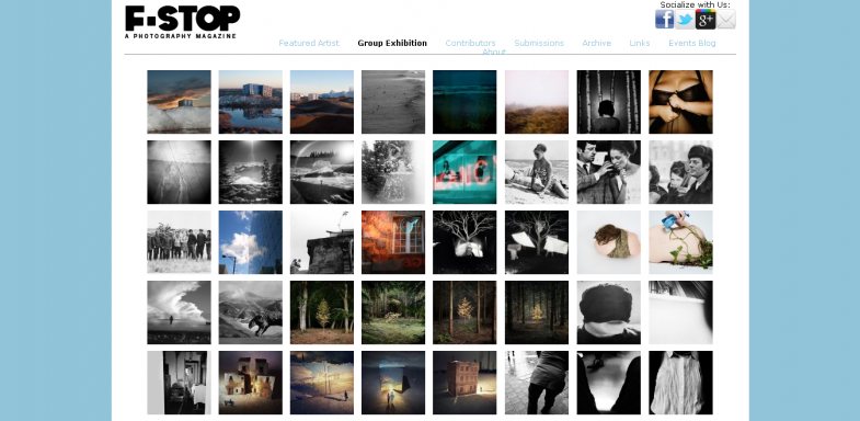 Group Exhibition   F Stop Magazine   A fine art photography