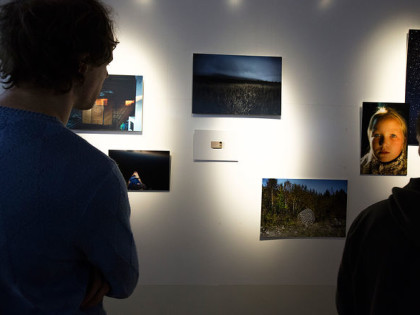 Видео о выставке «Молодая фотография 2013 2/2. Разговор»