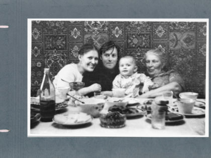 Exhibition: Natalya Reznik. Looking for My Father