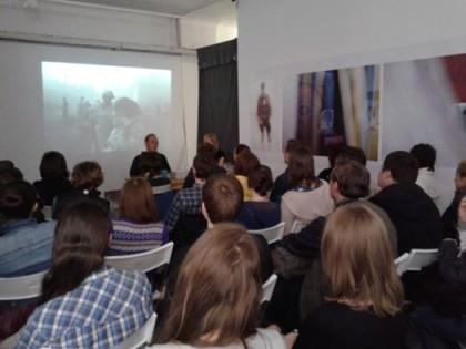 Диалог Кати Богачевской с Алексеем Мякишевым