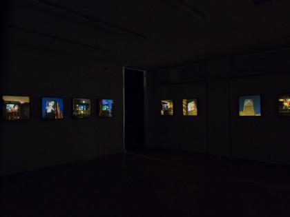Фотохроника: выставка Сергея Артемьева «Приват и чай» в галерее ФотоДепартамент