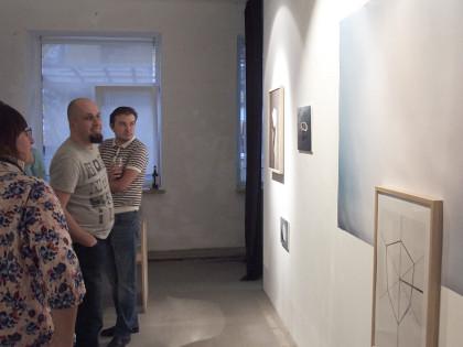 Фотохроника: Выставка Федора Шклярука «Об эфире»