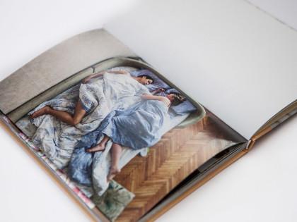 Презентация книги «Ожидание» Яны Романовой, или «Как выспаться в это непростое время?» / 31.10