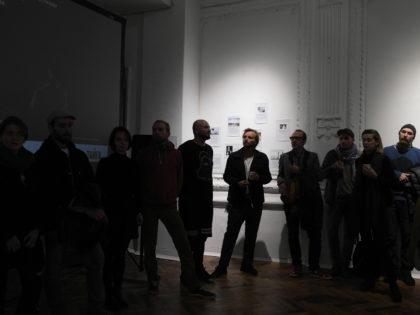 Фотохроника фестиваля «Присутствие/Presence»