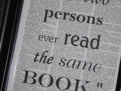 Чтение вслух. Тексты к выставке в ФотоДепартаменте