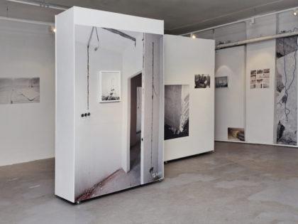 Фотохроника выставки Ирины Иванниковой «Ремонт»